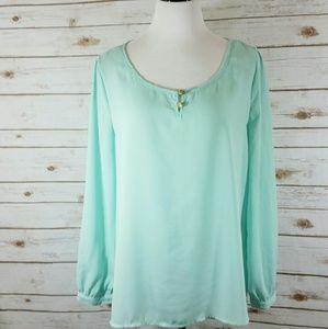 Perch by Blu Pepper Blouse